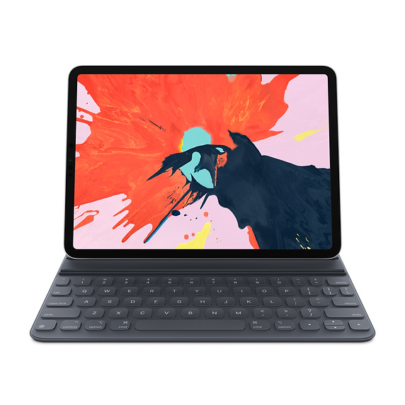 Apple Smart Keyboard para iPad Pro 11' MU8G2 (Teclado EE.UU)